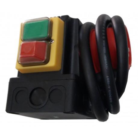 Interruptor magnético KOA1Y 3P+T 16A 230/400Vac IP54