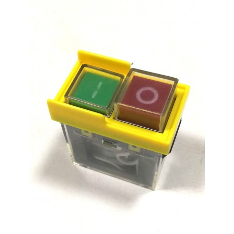 Interruptor magnético monofásico KJD